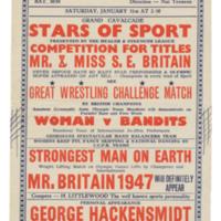 Stars of Sport Cavalcade 1948