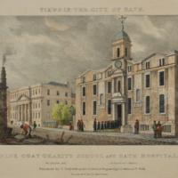 Blue Coat Charity School and Bath Hospital