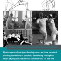 Modern Pentathlon Poster Quiz: 03