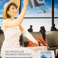 Des photos de vacances insolites?