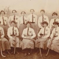 The Midlands Women's Hockey Team 1902