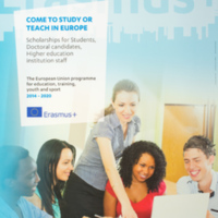 Come to study or teach in europe