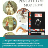 Modern Pentathlon Poster Quiz: 12