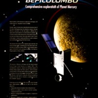 BepiColombo: Comprehensive Exploration of Planet Mercury