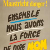 Maastricht danger!