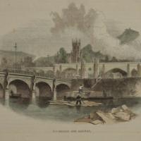 Bridge and Railway