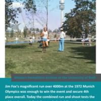 Modern Pentathlon Poster Quiz: 06