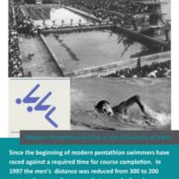 Modern Pentathlon Poster Quiz: 04
